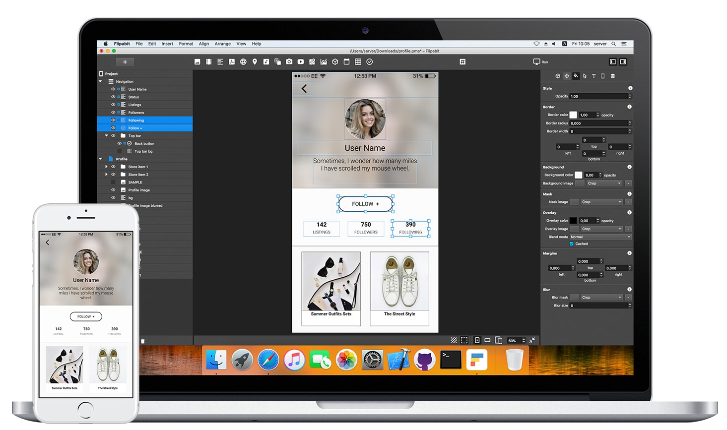 Create Apps. Visually.
