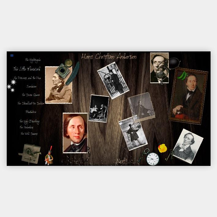 Interactive Museum App